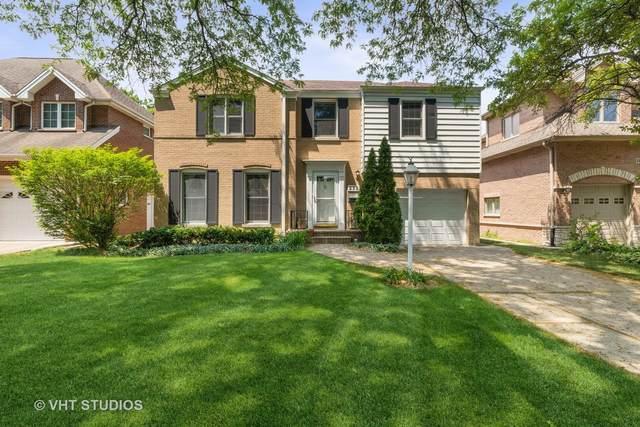 222 N Seminary Avenue, Park Ridge, IL 60068 (MLS #11167586) :: O'Neil Property Group