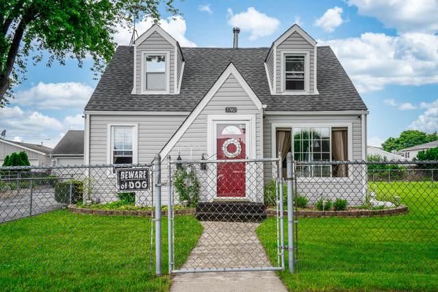 5740 W 90th Street, Oak Lawn, IL 60453 (MLS #11167588) :: O'Neil Property Group