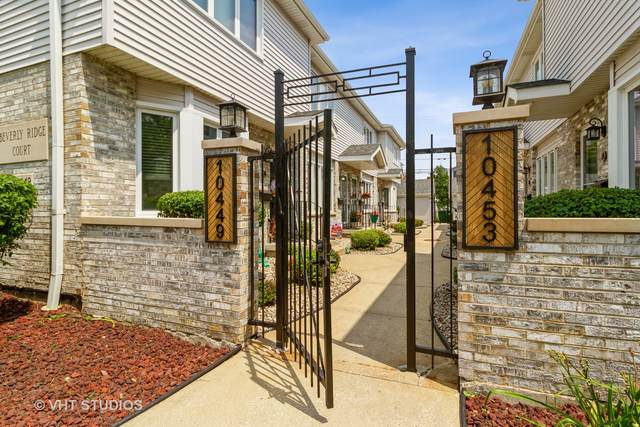 10449 S Kedzie Avenue C, Chicago, IL 60655 (MLS #11167598) :: Carolyn and Hillary Homes