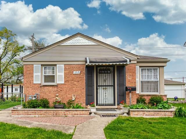 2713 Leona Street, Franklin Park, IL 60131 (MLS #11167609) :: The Wexler Group at Keller Williams Preferred Realty