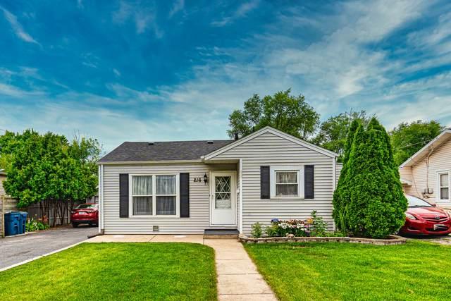 216 Rose Street, Bensenville, IL 60106 (MLS #11167616) :: O'Neil Property Group