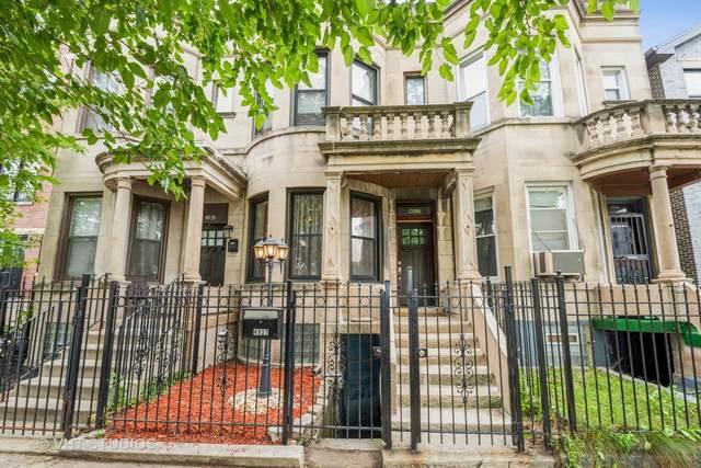 4937 S Prairie Avenue, Chicago, IL 60615 (MLS #11167623) :: O'Neil Property Group