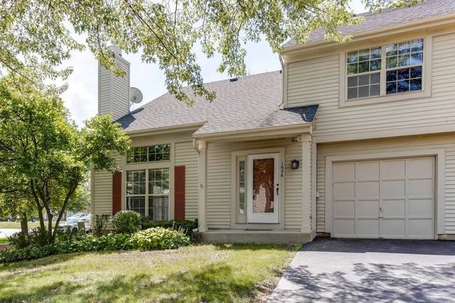 1026 N Knollwood Drive, Palatine, IL 60067 (MLS #11167642) :: Carolyn and Hillary Homes