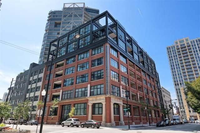 676 N Kingsbury Street #204, Chicago, IL 60654 (MLS #11167666) :: Carolyn and Hillary Homes