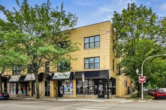 3227 W Montrose Avenue Dupn, Chicago, IL 60618 (MLS #11167754) :: Littlefield Group