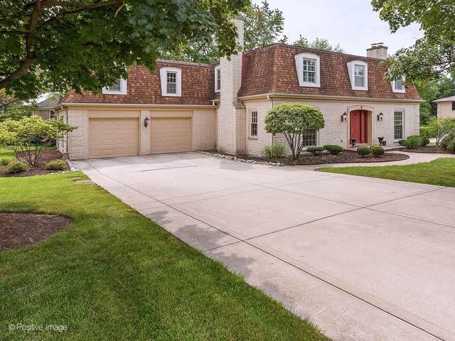 18 Shelburne Drive, Oak Brook, IL 60523 (MLS #11167833) :: Angela Walker Homes Real Estate Group
