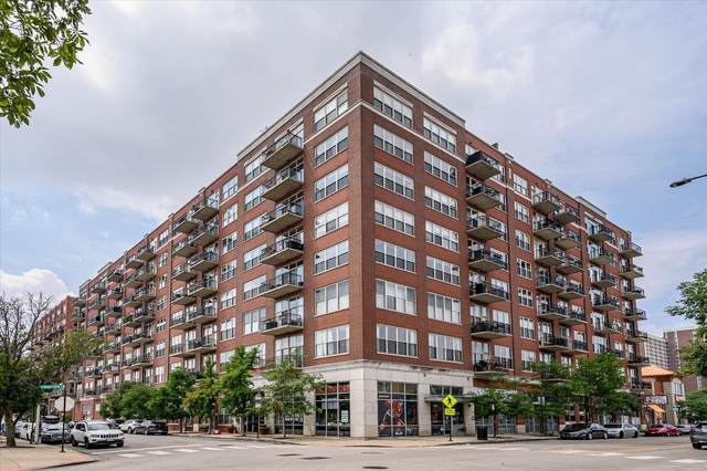 6 S Laflin Street #506, Chicago, IL 60607 (MLS #11167858) :: Angela Walker Homes Real Estate Group