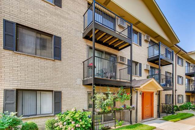 2131 N Harlem Avenue #329, Chicago, IL 60707 (MLS #11167867) :: Littlefield Group