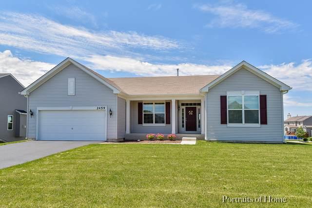 2459 Fairfax Way, Yorkville, IL 60560 (MLS #11167883) :: O'Neil Property Group