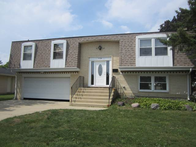 118 W Cunningham Drive, Palatine, IL 60067 (MLS #11167890) :: O'Neil Property Group