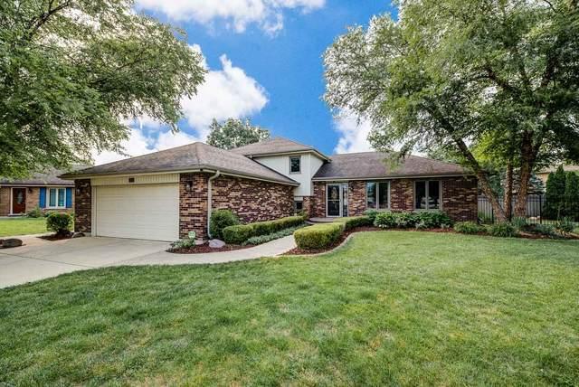 7037 Birchwoode Court, Tinley Park, IL 60477 (MLS #11167935) :: O'Neil Property Group