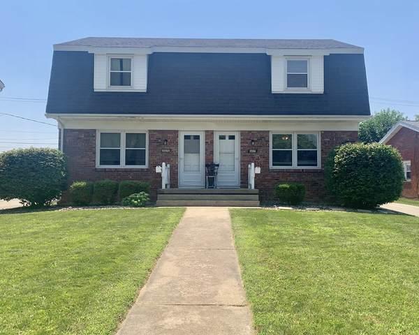 307 Robinhood Lane, Bloomington, IL 61701 (MLS #11167972) :: O'Neil Property Group