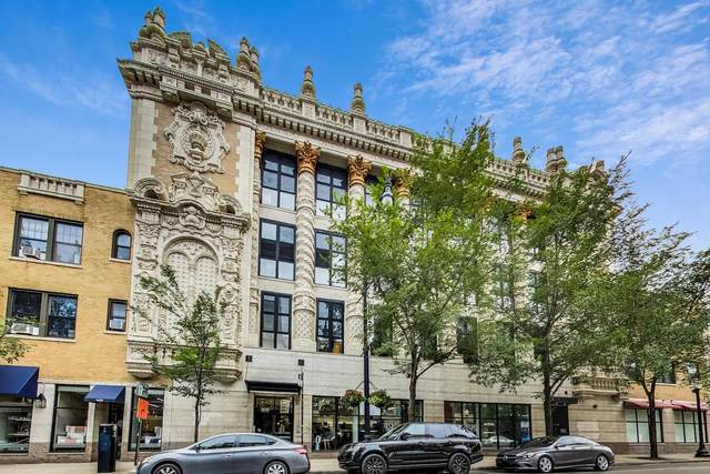 1635 W Belmont Avenue #415, Chicago, IL 60657 (MLS #11168000) :: Carolyn and Hillary Homes