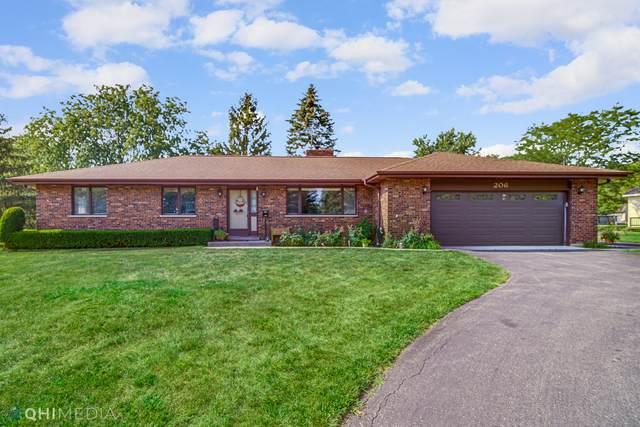 206 Monaville Road, Lake Villa, IL 60046 (MLS #11168001) :: Touchstone Group
