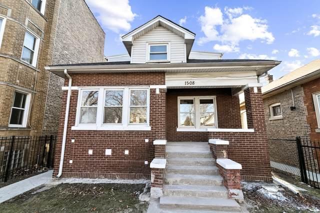 1508 N Leamington Avenue, Chicago, IL 60651 (MLS #11168035) :: Littlefield Group