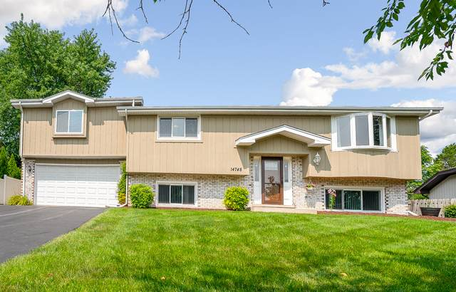 14748 S Cricketwood Drive, Homer Glen, IL 60491 (MLS #11168060) :: O'Neil Property Group