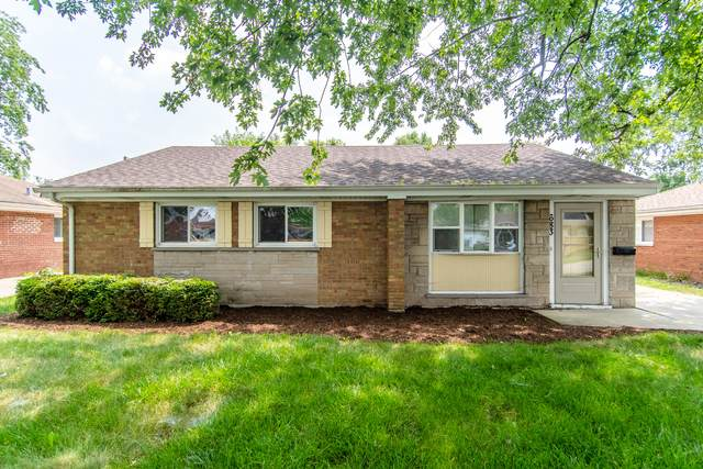 683 E 155th Street, South Holland, IL 60473 (MLS #11168063) :: O'Neil Property Group