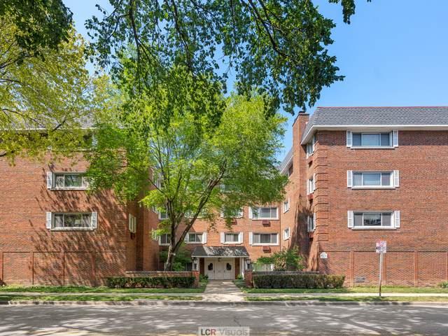 800 Washington Boulevard #308, Oak Park, IL 60302 (MLS #11168064) :: O'Neil Property Group