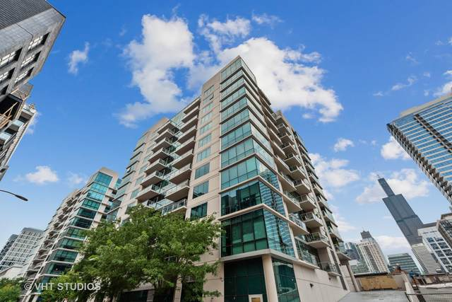 125 S Green Street 1010A, Chicago, IL 60607 (MLS #11168197) :: Jacqui Miller Homes