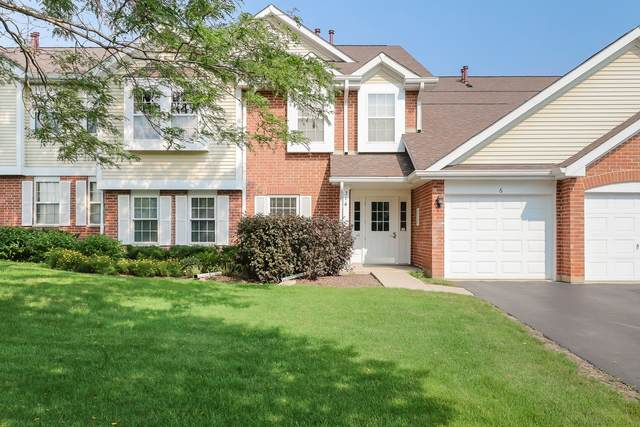 314 Ashbury Court #7, Roselle, IL 60172 (MLS #11168199) :: O'Neil Property Group