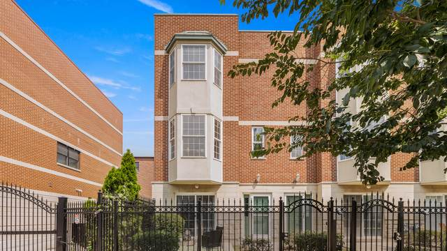 2320 W Adams Street #1, Chicago, IL 60612 (MLS #11168211) :: Jacqui Miller Homes
