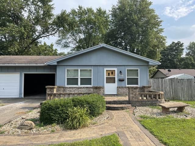 1004 Briarcliff Drive, Rantoul, IL 61866 (MLS #11168242) :: Ryan Dallas Real Estate
