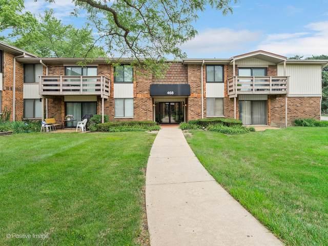 468 Raintree Drive 2D, Glen Ellyn, IL 60137 (MLS #11168283) :: The Wexler Group at Keller Williams Preferred Realty