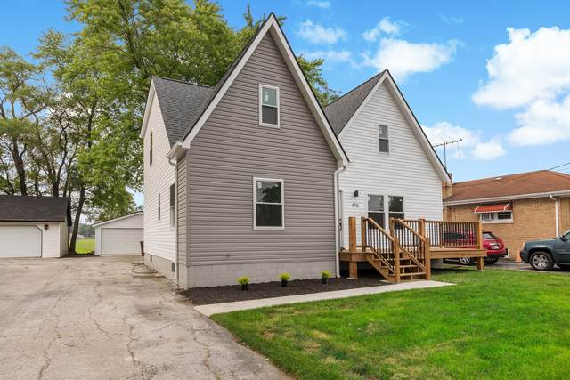 470 E 164th Place, South Holland, IL 60473 (MLS #11168360) :: O'Neil Property Group