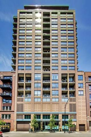 400 W Ontario Street #512, Chicago, IL 60610 (MLS #11168466) :: Lux Home Chicago