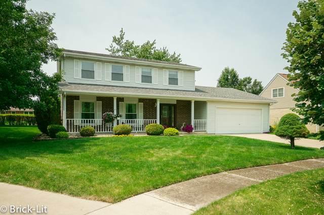 19566 Pheasant Court, Mokena, IL 60448 (MLS #11168491) :: John Lyons Real Estate