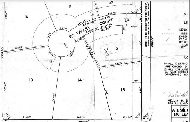 Lot 16 Windrush, Bloomington, IL 61705 (MLS #11168509) :: BN Homes Group