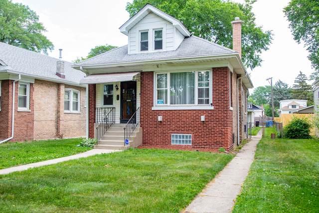 8545 S Vernon Avenue, Chicago, IL 60619 (MLS #11168530) :: Littlefield Group