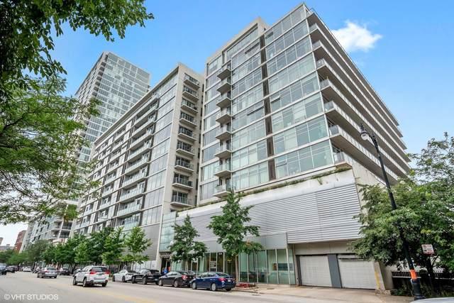 1620 S Michigan Avenue #514, Chicago, IL 60616 (MLS #11168554) :: Jacqui Miller Homes