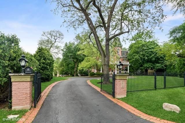 750 Glencoe Drive, Glencoe, IL 60022 (MLS #11168573) :: O'Neil Property Group