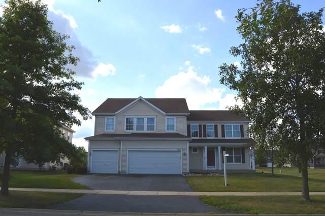 821 Preston Lane, Oswego, IL 60543 (MLS #11168596) :: Carolyn and Hillary Homes