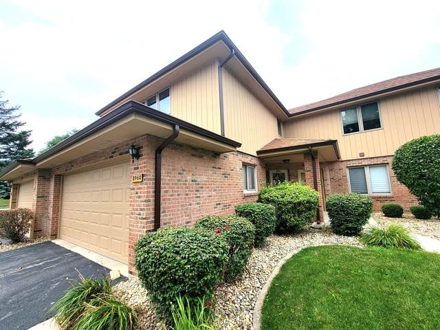 8966 Silverdale Drive 8D, Orland Park, IL 60462 (MLS #11168619) :: The Wexler Group at Keller Williams Preferred Realty