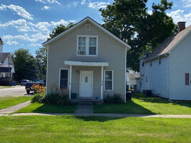 110 S Main Street, Arrowsmith, IL 61722 (MLS #11168627) :: The Wexler Group at Keller Williams Preferred Realty