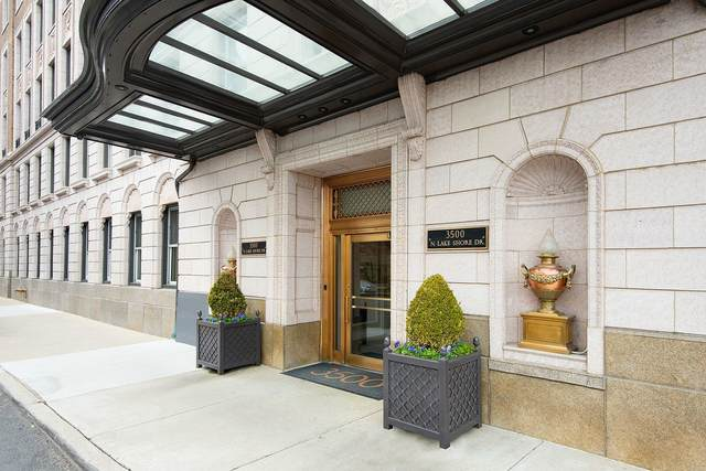 3500 N Lake Shore Drive 4A, Chicago, IL 60657 (MLS #11168648) :: Jacqui Miller Homes