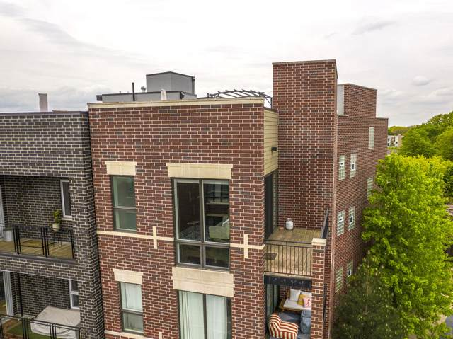 3536 N Lincoln Avenue #4, Chicago, IL 60657 (MLS #11168653) :: Jacqui Miller Homes