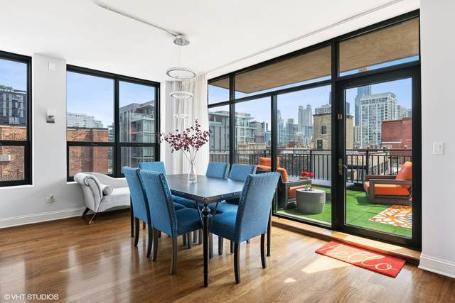 400 W Ontario Street 802-803, Chicago, IL 60654 (MLS #11168710) :: Lux Home Chicago
