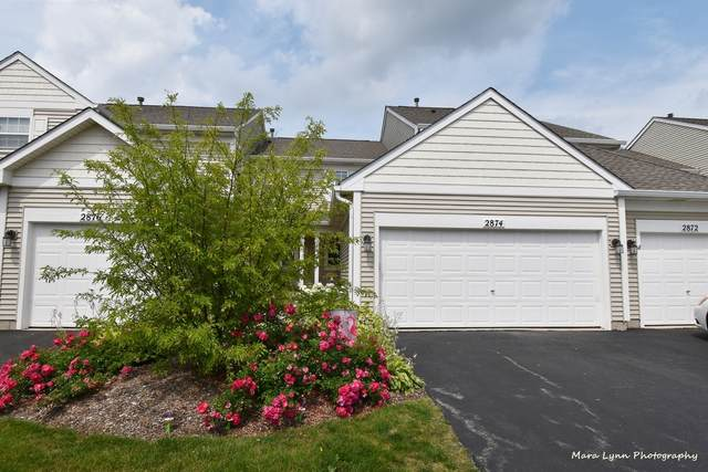 2874 Gypsum Circle #2874, Naperville, IL 60564 (MLS #11168767) :: BN Homes Group