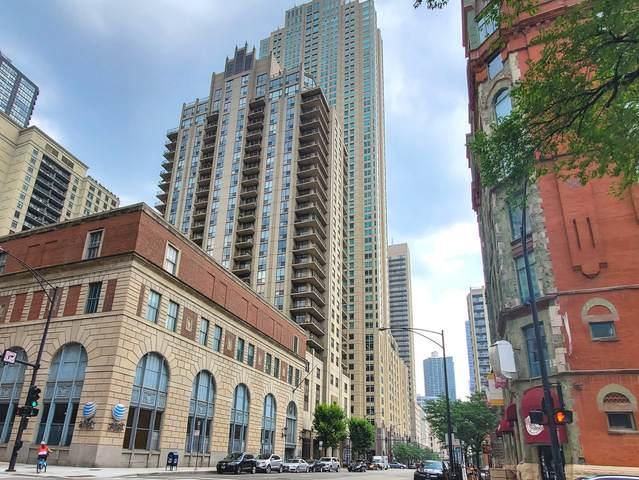 635 N Dearborn Street #1606, Chicago, IL 60654 (MLS #11168783) :: Lux Home Chicago