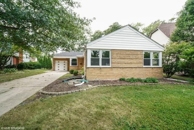 5404 Franklin Avenue, Western Springs, IL 60558 (MLS #11168795) :: O'Neil Property Group