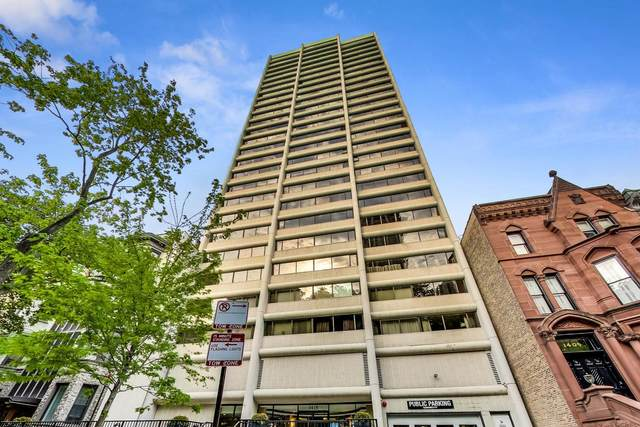 1415 N Dearborn Street 20D, Chicago, IL 60610 (MLS #11168800) :: Lewke Partners - Keller Williams Success Realty