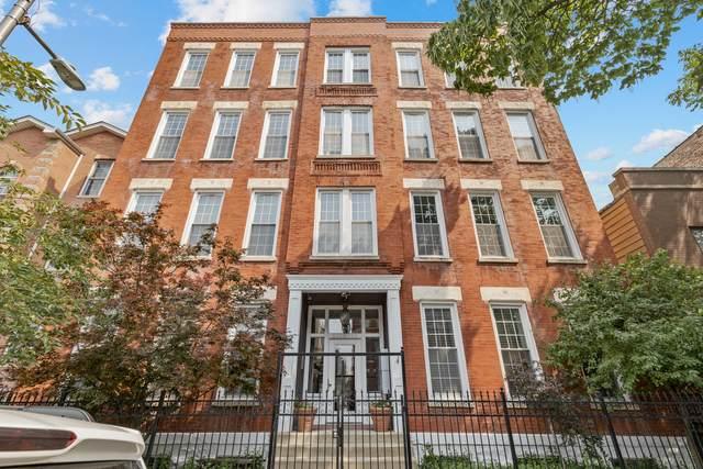 1416 W Ohio Street 1E, Chicago, IL 60642 (MLS #11168811) :: Jacqui Miller Homes