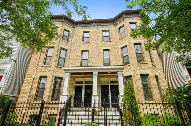 1252 W Diversey Parkway #3, Chicago, IL 60614 (MLS #11168829) :: Jacqui Miller Homes