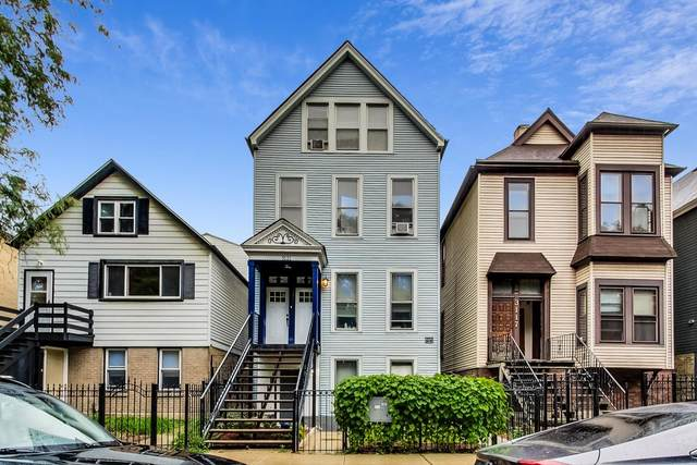 3121 N Kenmore Avenue, Chicago, IL 60657 (MLS #11168833) :: Jacqui Miller Homes