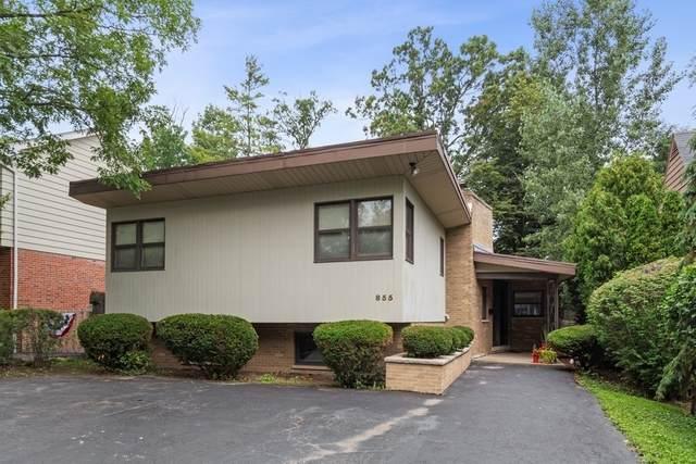 855 Marion Avenue, Highland Park, IL 60035 (MLS #11168884) :: Suburban Life Realty