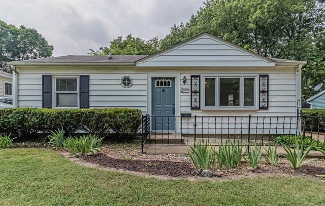 1313 S Cottage Grove Avenue, Urbana, IL 61801 (MLS #11168909) :: Littlefield Group