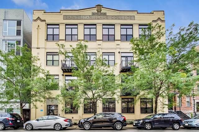 1521 W Haddon Avenue 3D, Chicago, IL 60642 (MLS #11168948) :: Jacqui Miller Homes